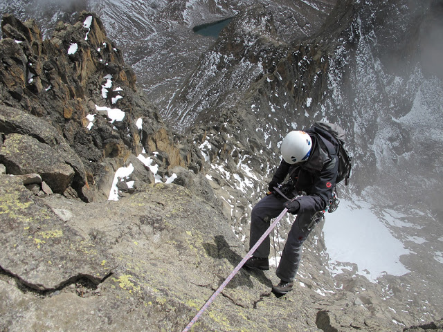 Mount Kenya rock Climbing Batian