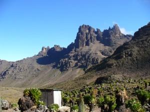 Mount Kenya trekking, Mount Kenya Climb Chogoria – Sirimon 5 days