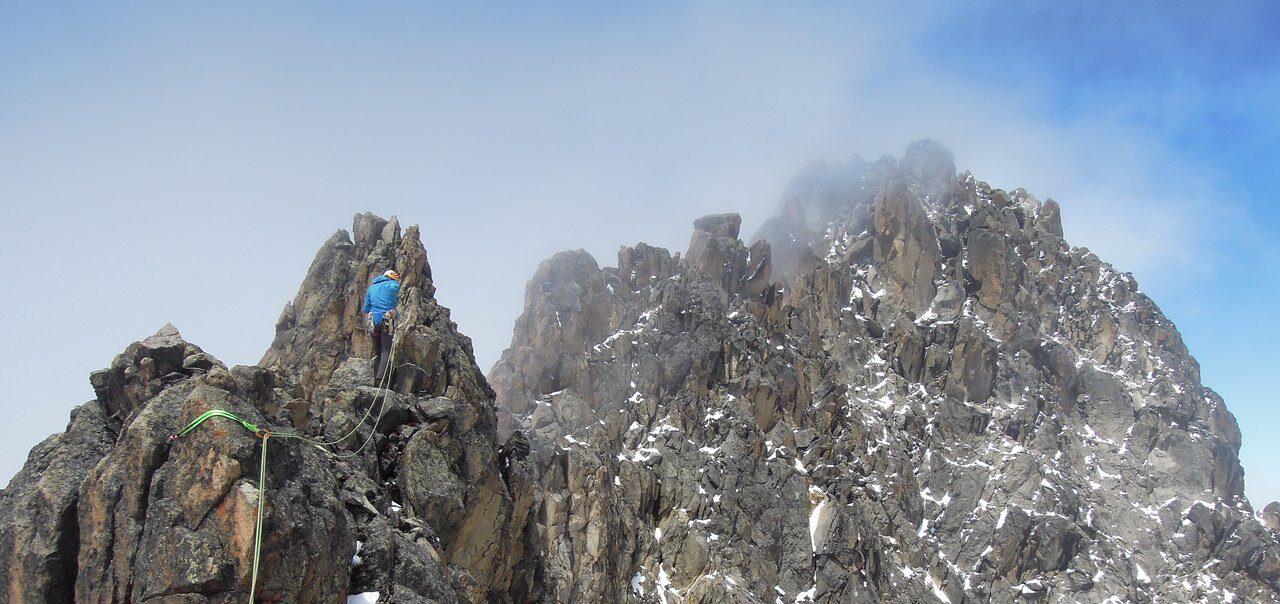 Go to Mount Kenya