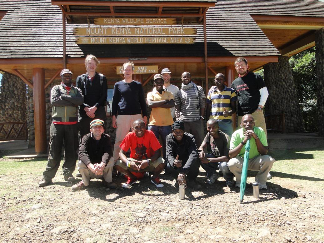 , Mount Kenya Climbing,Trekking